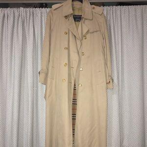 Vintage Authentic Burberry Trench Coat
